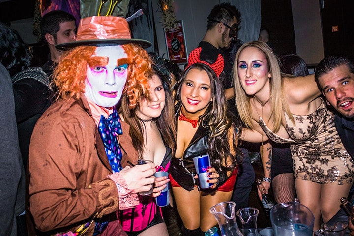 2021 Dallas Halloween Bar Crawl (Saturday) image