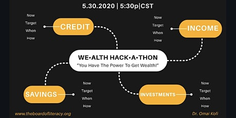 Wealth Hackathon tickets