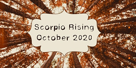 Scorpio Rising tickets