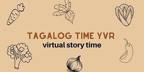 Tagalog Time: Virtual Storytime in Reponse to Covid-19 (May 2020) tickets