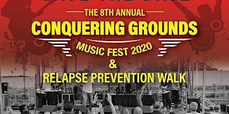 2020  Music Fest & Relapse Prevention Walk - Sponsor-Vendor-Donation Form  tickets