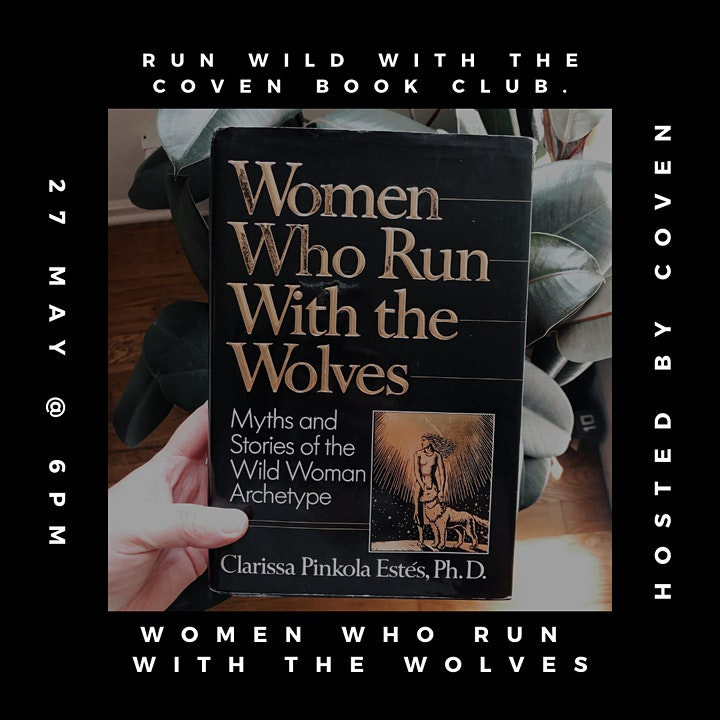 Coven Book Club: Women Who Run With the Wolves image