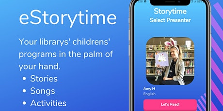 eStorytime tickets