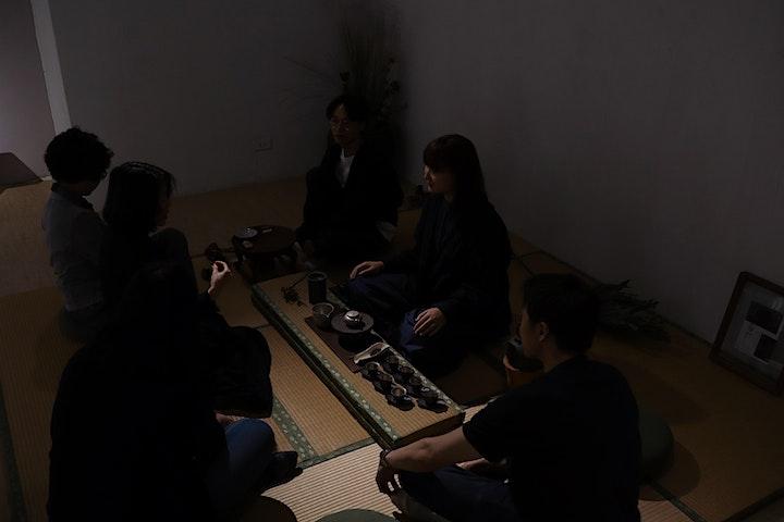 手捏白泥茶杯工作坊及茶席品飲分享會 B White clay tea cups pinching workshop + Tea-tasting (B) image