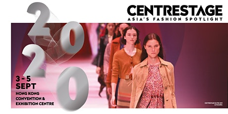 CENTRESTAGE 2020 - Asia's Fashion Spotlight tickets