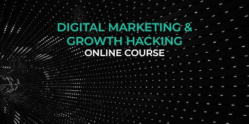 Digital Marketing & Growth Hacking
