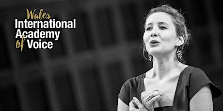 UWTSD Wales International Academy of Voice (WIAV) Open Day 17th Oct 2020 tickets