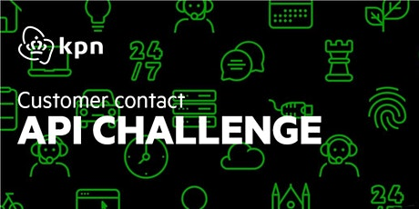 KPN's Customer Contact API Challenge tickets