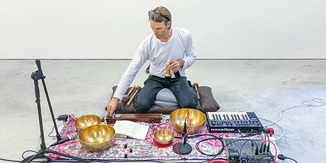 Holistic Sound - Sound Meditation with Artist Shane Aspegren tickets