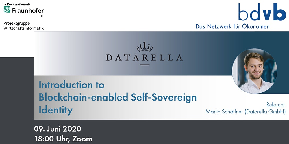 Introduction to Blockchain-enabled Self-Sovereign Identity
