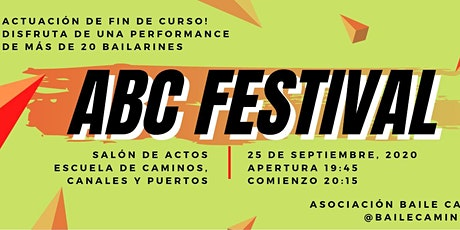 ABC FESTIVAL entradas