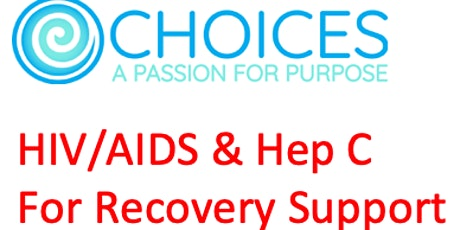 HIV/AIDS, Hep B&C for Peer Support tickets