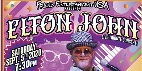 Elton John Tribute Concert Starring Jeff Allen tickets