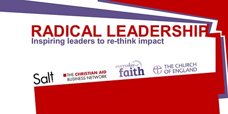 Radical Leadership tickets