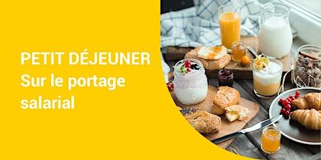 Online - Petit déjeuner sur le Portage Salarial - Juin 2020 - Webinar billets