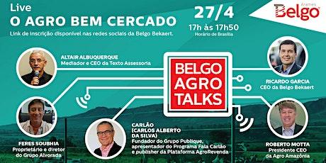 Belgo Talks ingressos