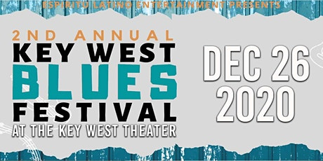 2nd Annual Key West Blues Festival tickets