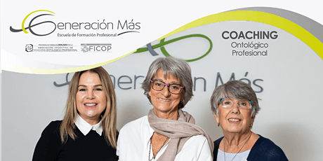 Formación en COACHING c/Certificación Profesional entradas
