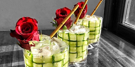 GIFT VOUCHERS -  Garnish Class with Gin&Domic tickets