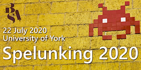 Spelunking 2020: Games, Cultures, Societies tickets