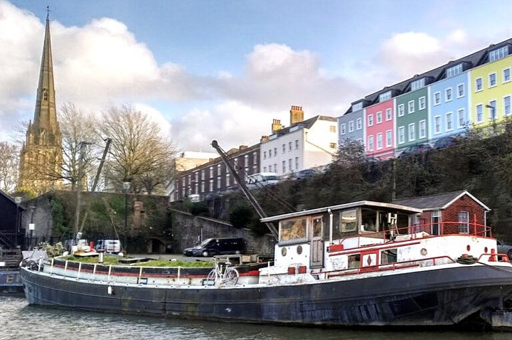 Treasure Hunt Bristol - The Waterside Wander - 1½ - 3 hours image