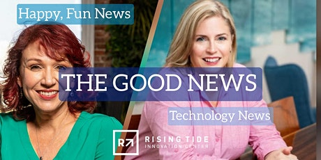 Good News: Innovation Discussions tickets