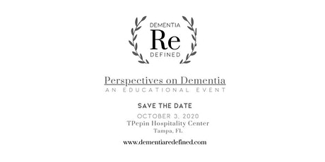 Perspectives on Dementia tickets