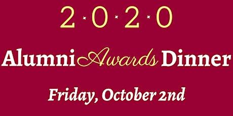 2020 Alumni Awards Dinner tickets