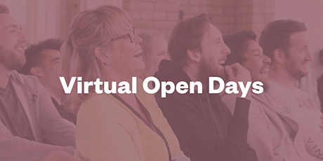 Virtual MA in Applied Theology Open Day 2020 tickets