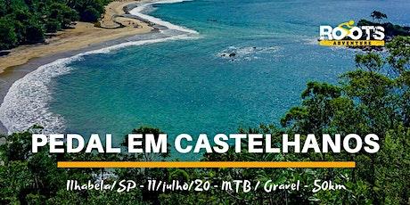 PEDAL em Castelhanos (Ilhabela/SP) - 11/jul/2020 tickets