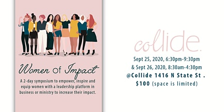 Women of Impact tickets