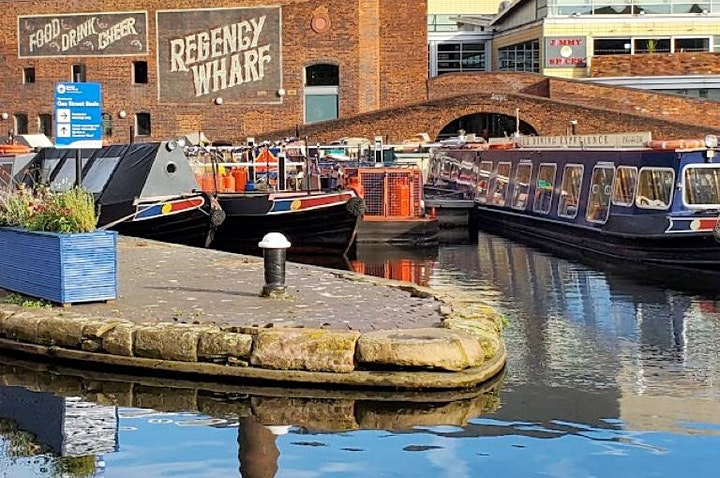 Treasure Hunt Birmingham - Tow Paths and Trades - 1½ - 2½ hours image