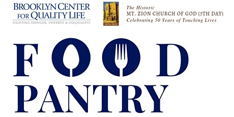 Food Pantry tickets
