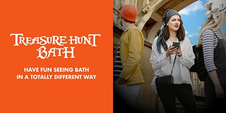 Treasure Hunt Bath - Romans and Royals - 1½ - 2½ hours tickets
