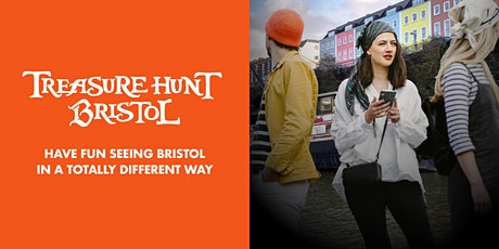 Treasure Hunt Bristol - The Waterside Wander - 2-3 hours tickets