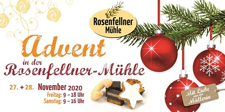 Advent in der Rosenfellner-Mühle Tickets
