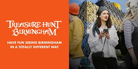 Treasure Hunt Birmingham - Tow Paths and Trades - 2-3 hours tickets