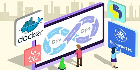 VIRTUAL WORKSHOP Become DevOps Hero from Zero Experience with Docker, Kubernetes tickets