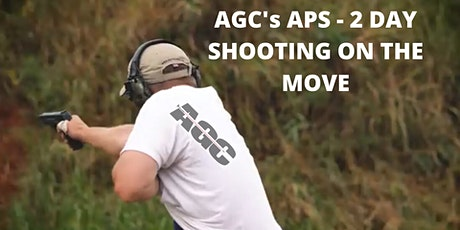 Accelerated Pistol Skills and shooting on the move - 2 day class tickets
