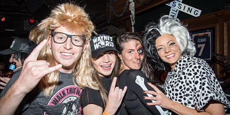 2020 Denver Halloween Bar Crawl (Saturday) tickets
