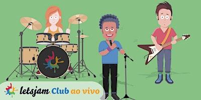 Letsjam.Club ao vivo - Audição para Turmas de 20