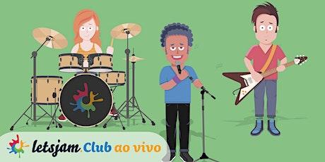 Letsjam.Club ao vivo - Audição para Turmas de 2020 ingressos