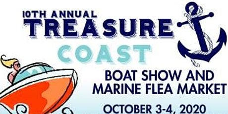 10th Annual Treasure Coast Boat Show and Marine Flea Market tickets
