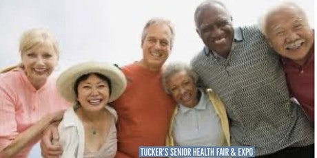 Tucker Senior Health Fair and Expo tickets