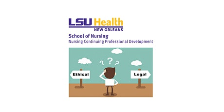 Legal and Ethical Issues in Nursing Update tickets