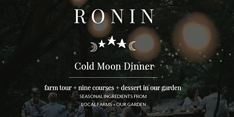 Cold Moon Dinner tickets