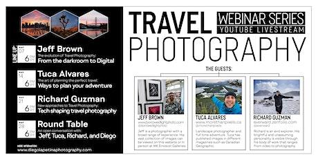 Webinar Series - Travel Photography tickets