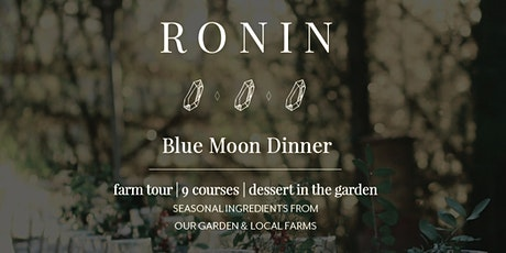 Blue Moon Dinner tickets
