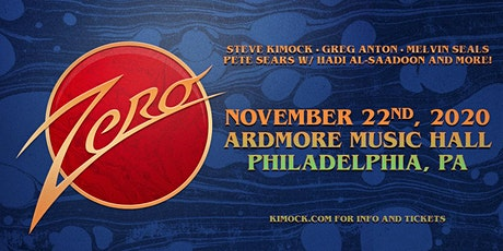 Zero:  Steve Kimock, Melvin Seals, Greg Anton, Pete Sears tickets