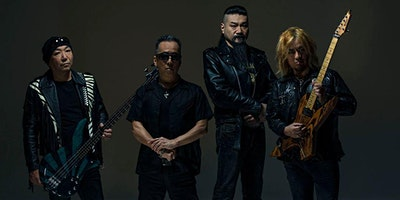 LOUDNESS (JAPAN) 2021-  DATE POSTPONED- ALL TICKETS HONORED